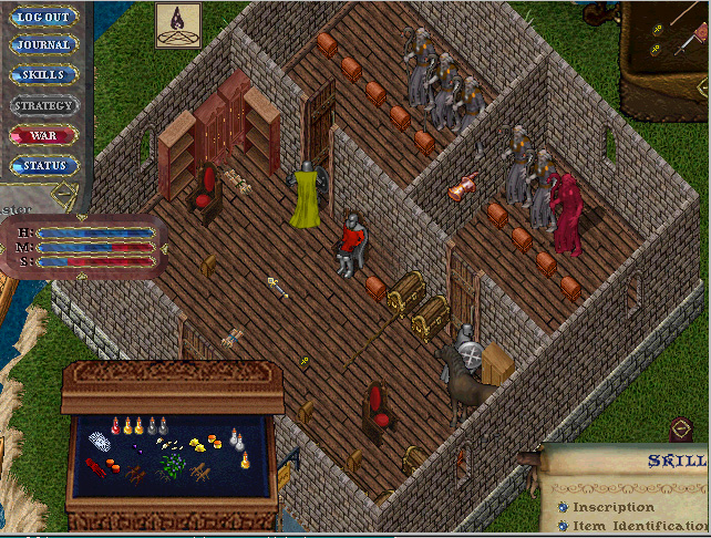 No, really. Ultima Online not only launched a ten-year MMO addiction, but